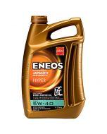 Λάδι ENEOS HYPER 5W40 4lt 100% synthetic