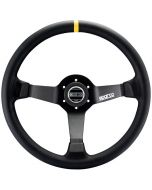 SPARCO R345 Αγωνιστκό Τιμόνι Δερμάτινο
