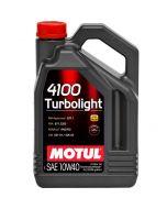 MOTUL 4100 10W40 4ltr Λιπαντικό τεχνολογίας Technosynthese®