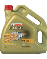 CASTROL EDGE 5W40 TITANIUM FST FULL SYNTHETIC 4LT