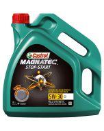 ΛΑΔΙ CASTROL MAGNATEC STOP-START 5W30 C2 4lt