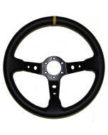 Τιμόνι βαθύ WRC 350mm offset 90mm 13439