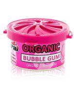 Οργανικό αρωματικό αυτοκινήτου σε κονσέρβα Bubble Gum 40 gr.