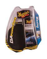 MEGUIAR'S DA Waxing Power Pack  με σφουγγαρι & αλοιφη κερωματος