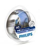 PHILIPS H1 Crystal  Vision σετ λάμπες 12v/55w