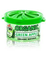 Οργανικό αρωματικό αυτοκινήτου σε κονσέρβα πράσινο μήλο 40 gr.