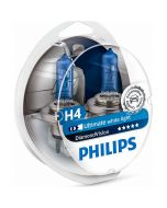 PHILIPS Diamond Vision H4 σετ λάμπες 12v/55w
