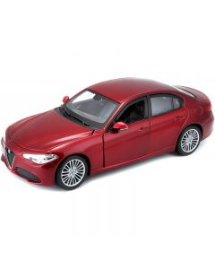Bburago Alfa Romeo Giulia 1/24