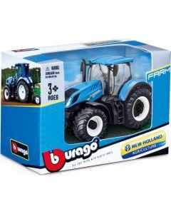 Bburago New Holland Agriculture Farm Tractor 10cm 1/43