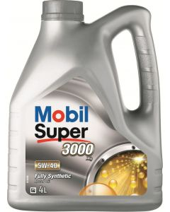 ΛΑΔΙ ΑΥΤΟΚΙΝΗΤΟΥ MOBIL 1 SUPER 3000 5W40 4L