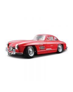 Bburago PLUS Mercedes-Benz 300 SL (1954) κοκκινο 1/24