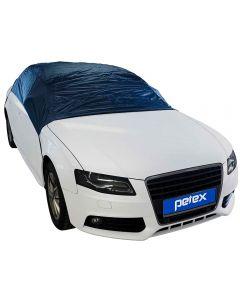 PETEX Κουκούλα μισή αυτοκινητου 100% αδιάβροχη LARGE (287 x 145 x 61 cm)