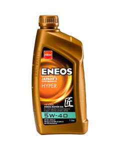 Λάδι ENEOS Premium Hyper 5W40 1lt 100% synthetic