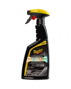 Meguiar's Ultimate Leather Detailer - Leather Cleaner, Leather Conditioner & UV Protection  G201316 473ml