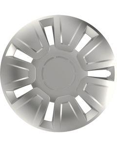 """Τάσια Versaco Σετ 4 Τεμάχια Focus Silver 15"""""""