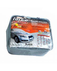 FORCE M1 4,30x1,75x1,55 Κουκούλα αυτοκινήτου αδιάβροχη-αντηλιακή-αντιπαγωτική προστασία-άριστη ποιότητα.