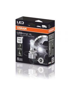 ΣΕΤ ΛΑΜΠΕΣ Osram Led HB4 6000K 12V 14W LEDriving HL Gen2 9736CW 2τμχ