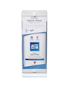 Autoglym μαγικό κερί Aqua Wax KIT 500ml