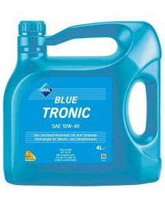 ΛΑΔΙ ΚΙΝΗΤΗΡΑ ARAL BASIC TRONIC SAE 10W40 (BLUE TRONIC) 4lt