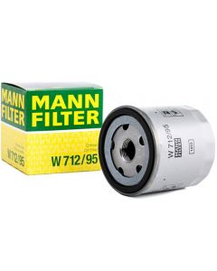 MANN&HUMMEL W 712/95 ΦΙΛΤΡΟ ΛΑΔΙΟΥ 1.2TFSI 1.4TFSI 1.0TFSI
