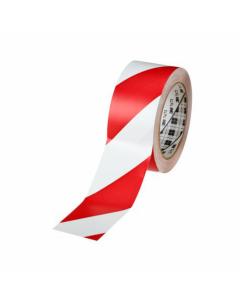 3M ΤΑΙΝΊΑ ΠΡΟΕΙΔΟΠΟΊΗΣΗΣ ΚΙΝΔΎΝΟΥ Κόκκινη/Λευκή 50MM X 33M