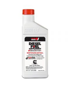 POWER SERVICE DIESEL FUEL SUPPLEMENT + CETANE BOOST 473ml 1016-09