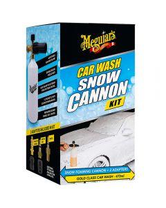 Meguiar's Car Wash Snow Cannon Kit αφροποιητής 1lt