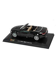Bburago PLUS BMW M3 CABRIOLET μαυρη 1/32