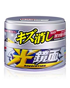 SOFT99 Revolution Scratch Clear Wax Light 200 g MADE IN JAPAN 00419