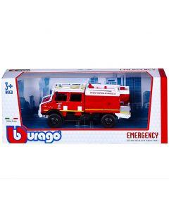 Bburago Emergency Force Mercedes Benz 1/50