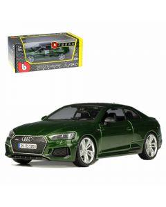 Bburago Audi RS 5 Coupe 2019 Πρασινο 1/24