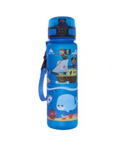 ΠΑΓΟΥΡΙ ALPIN TEC  PIRATES (ΠΕΙΡΑΤΕΣ) ΜΠΛΕ BPA FREE 500ml C-500BE-PIR