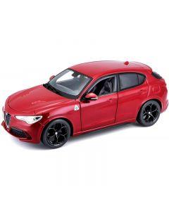 Bburago Alfa Romeo Stelvio  1/24