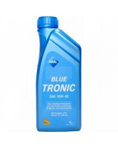 ΛΑΔΙ ΚΙΝΗΤΗΡΑ ARAL BASIC TRONIC SAE 10W40 BLUE TRONIC 1lt