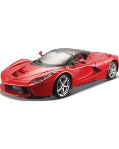 Bburago PLUS Ferrari La Ferrari Κόκκινη 1/24