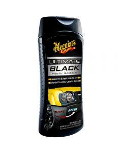 MEGUIAR'S Ultimate Black ΕΠΑΝΑΦΟΡΆ ΚΑΙ ΕΝΥΔΑΤΩΣΗ ΠΛΑΣΤΙΚΩΝ G15812EU