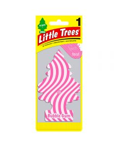 Little Trees Bubble Gum Made in USA air freshener
