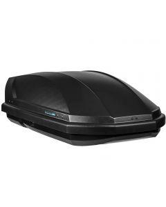 Μπαγαζίερα οροφής αυτοκινήτου μαύρο ματ  NEUMANN ADVENTURE 130 300L