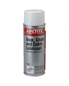 Σπρέυ αλυσίδας LOCTITE Gear Chain and Cable Lubricant 400ml