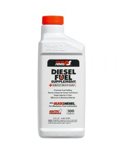 POWER SERVICE DIESEL FUEL SUPPLEMENT + CETANE BOOST 946ml 1025-12