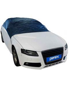 PETEX Κουκούλα μισή αυτοκινητου 100% αδιάβροχη EXTRA LARGE (315 x 145 x 61 cm)