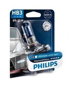 PHILIPS HB3 DIAMOND VISION Λάμπα 12v/55w