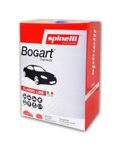 Κουκούλα αυτοκινήτου BOGART CALIFORNIA 09 4,82 x 1,80 x 1,44m MADE IN ITALY.