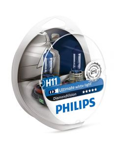 PHILIPS H11 Diamond Vision σετ λάμπες 12v/55w