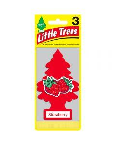 Αρωματικό αυτοκινήτου Little Trees Strawberry air freshener
