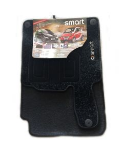 Πατάκια μοκέτα ειδικά SMART for 2 (450) -2006  άριστη ποιότητα