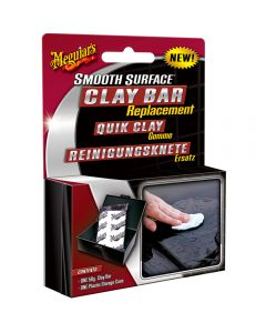 MEGUIAR'S Smooth Surface Replacement Clay Bar 50g Clay Bar ειδικά σχεδιασμένη μπάρα πλαστελίνης