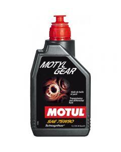 ΒΑΛΒΟΛΙΝΗ MOTUL MOTYL GEAR  75W90 API GL-4/GL-5 1lt