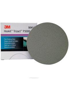 3M™ Trizact™ Hookit™ Foam Disc P3000 152mm 1τμχ