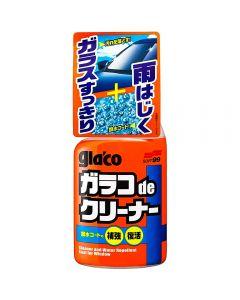 SOFT99 GLACO DE CLEANER καθαριστικό-σφραγιστικό τζαμιών 400ml 04111 MADE IN JAPAN